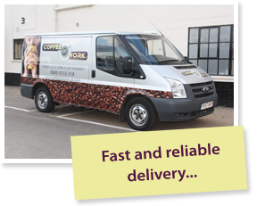Fast and reliable delivery